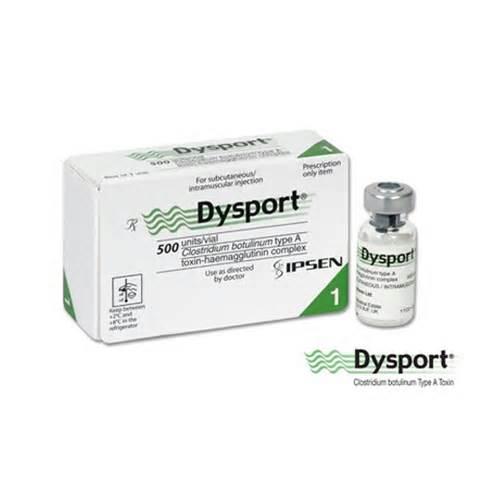 dysport botox conversion
