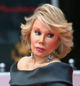 Joan Rivers and Plastic Surgery Dr Barry Eppley Indianapolis