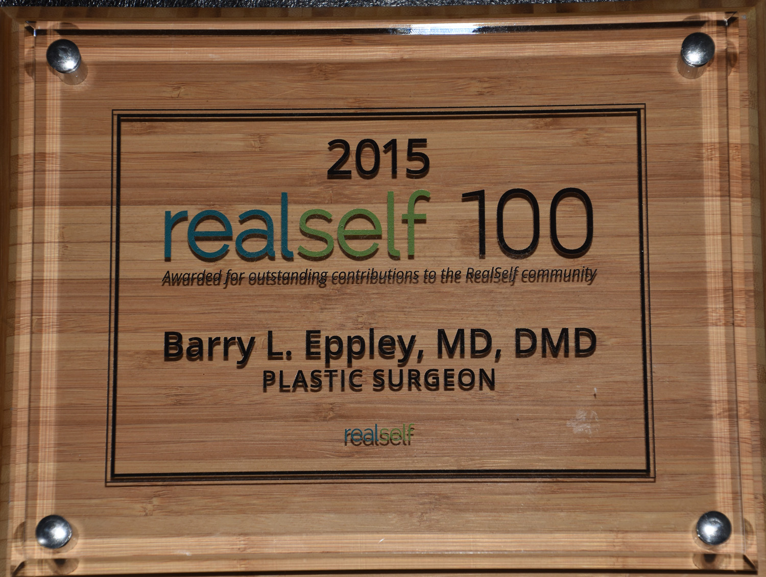 explore plastic surgery dr barry eppleyreal self 100 archives real self 100 2015 dr barry eppley napolis