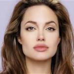 Angelina Jolie jawline