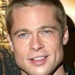 Brad Pitt Jawline